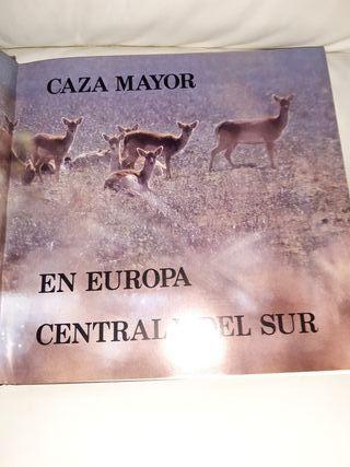 CAZA MAYOR en Europa Central y del Sur