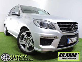 Mercedes-Benz Clase M ML 63 AMG 386 kW (525 CV)