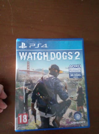 Watch dogs 2 10€ negociable
