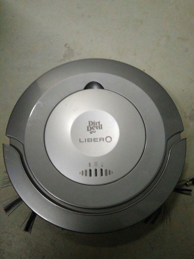 robot limpiador