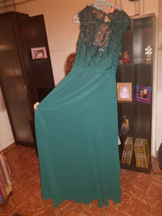 vestido de fiesta nuevo 60 euro.