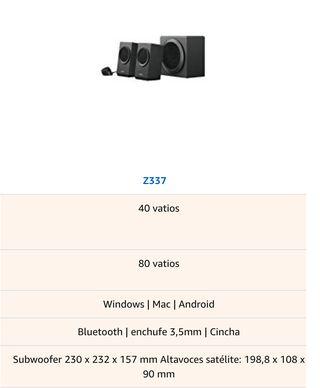 Altavoces Multimedia con Bluetooth