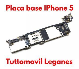 Placa base IPhone 5. TUTTOMOVIL LEGANÉS