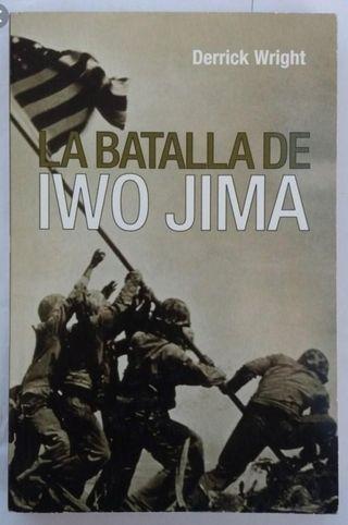 LIBRO - Segunda Guerra Mundial - Batalla Iwo Jima