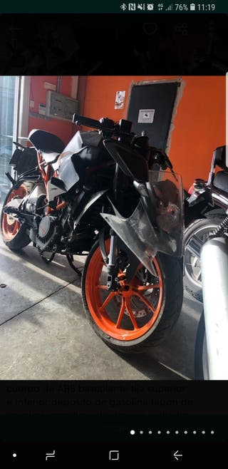 despiece ktm rc 125cc 2016
