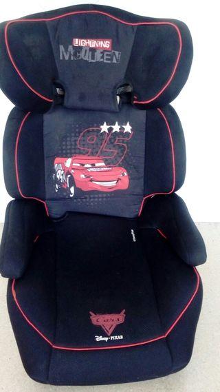 asiento para niños coche