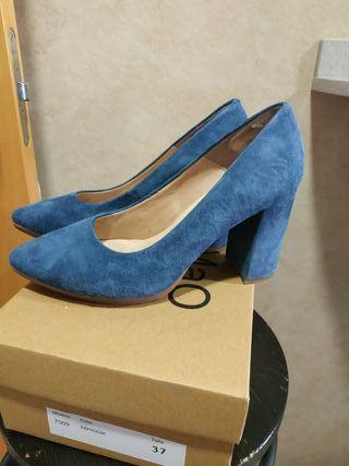 zapato salón MIMAO,talla 37