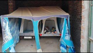 Comanche ( caravana, tienda de campaña)