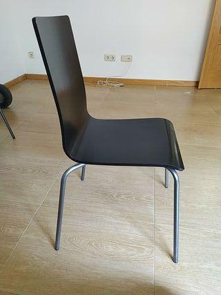 En Sillas Comedor Segunda Mano Ikea Wallapop De 435jRLA