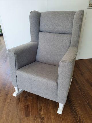 sillón de lactancia como nuevo