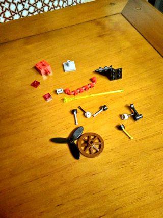 Despieces lego