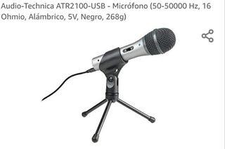 atr 2100 audio-technica