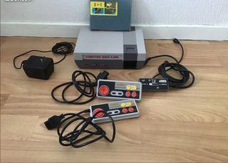 Consola años 80 Console année 80
