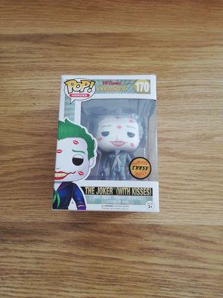 Funko POP! Edición Limitada Joker con besos
