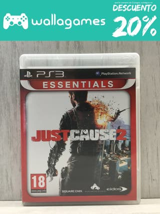 JUEGO PS3 - JUST CAUSE 2