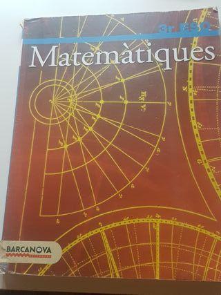 Libro Matemáticas 3° ESO
