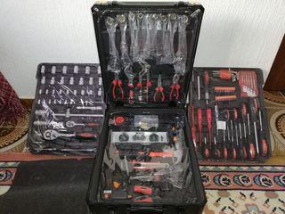 maletín de herramientas de 256 piezas kraftmüller