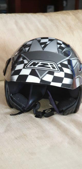 casc infantil de moto