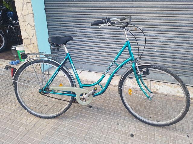 bicicleta de paseo 28 pulgadas