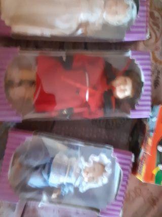 set de muñecas de porcelana (simon)