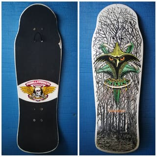 Powell Peralta HAWK 88 Skate Old School Monopatín