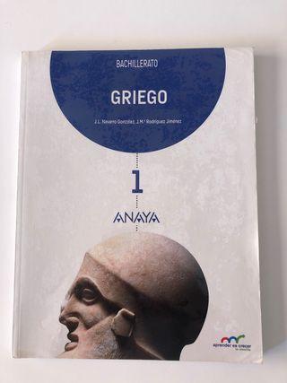 LIBRO GRIEGO 1 BACH