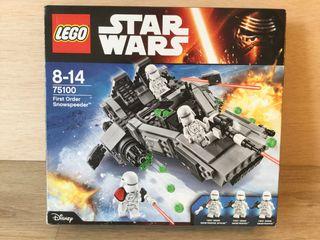 LEGO Star Wars Snowspeeder primera orden