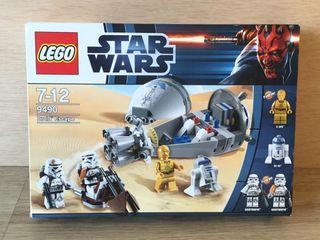 LEGO Star Wars escape de los droides