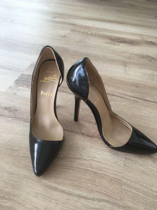 Zapatos de tacón Louboutin Talla 37