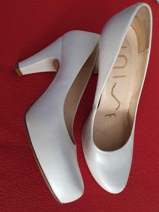 zapatos novia 37