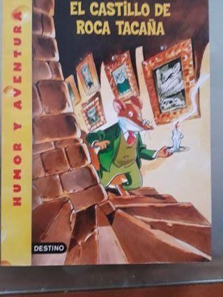 Geronimo Stilton el castillo de roca tacaña