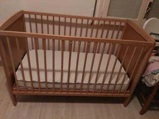 Cuna infantil