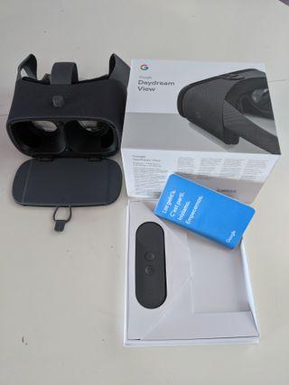 Gafas de realidad virtual Daydream View de Google