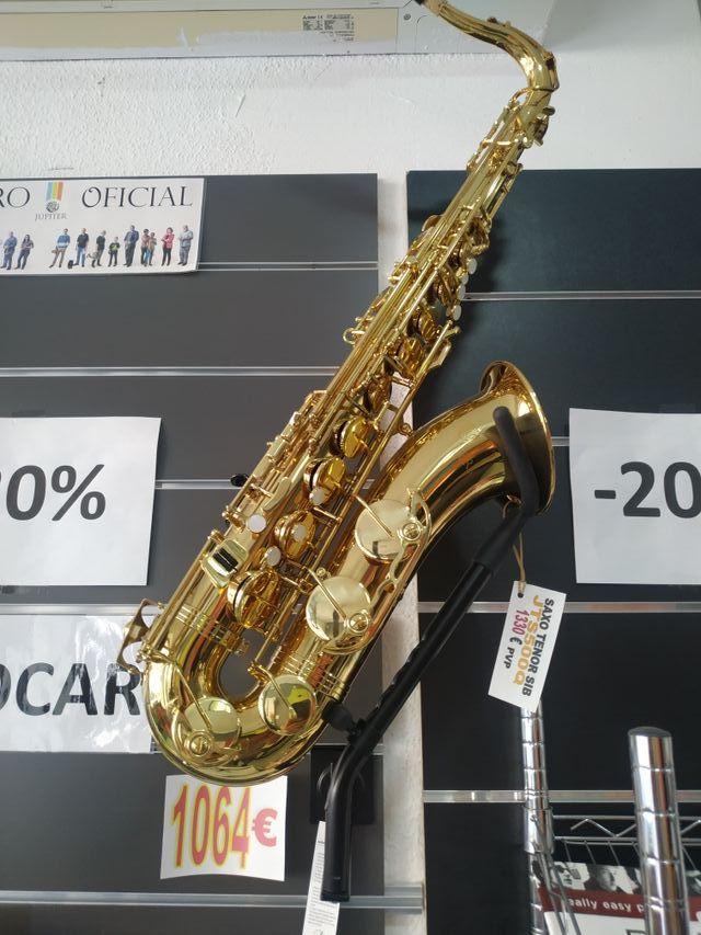 Saxo tenor Jupiter