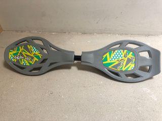 Patín skate de dos ruedas