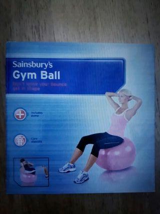Sainsbury's gym ball
