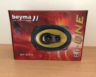 Altavoces Beyma 6x9 Rf693 Rf-One nuevos