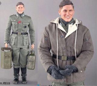 Muñeco nazi de coleccionismo Bastian