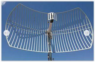 Antena wifi parabólica Cable 15 m. en Cáceres
