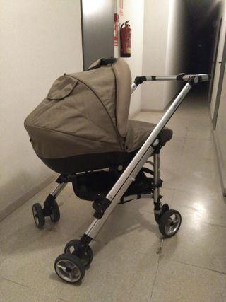 Silla paseo y capazo Loola Bebé Confort Streety