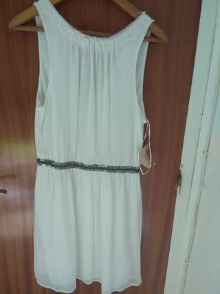 vestido Zara con etiqueta
