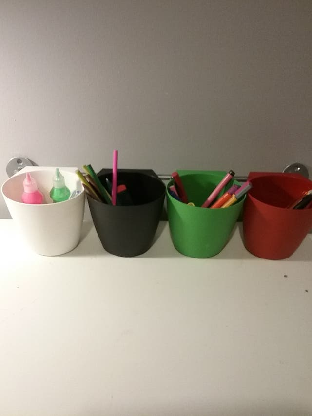 organizador para lápices, pinturas ...
