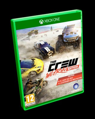 The Crew Wild Run xbox one nuevo y precintado