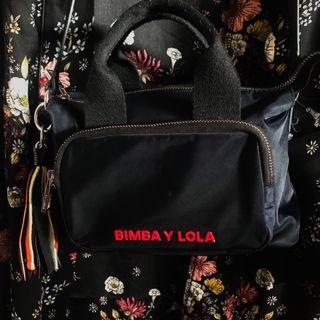 Segunda Bandolera Y Qrdtshxc De Bimba En Wallapop Mano Lola Negra BdoxeC