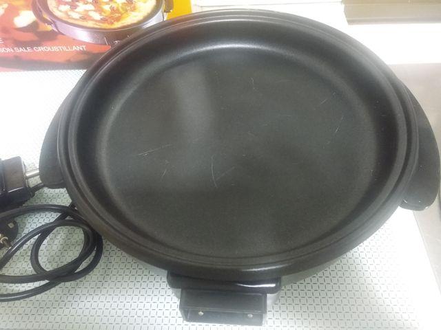 Sartén eléctrica pizza pan