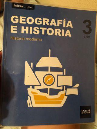 Libro historia moderna 3eso