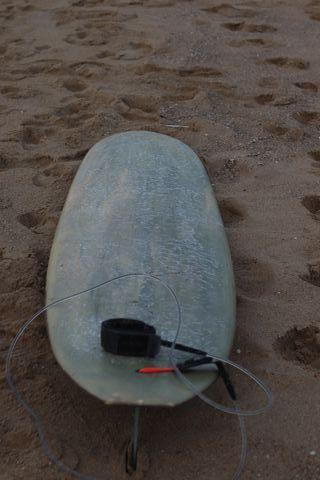 tabla de surf longboard 9'3 en perfecto estado
