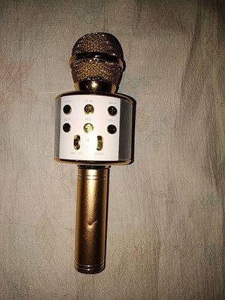karaoke inalámbrico
