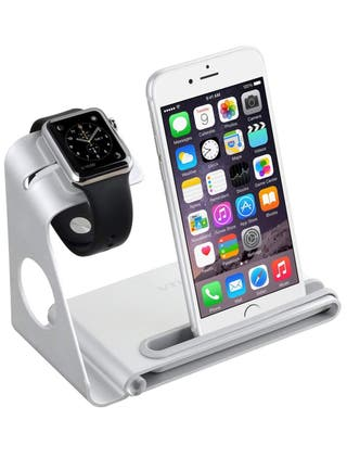 VTIN. Duo stand cargador para iPhone y iWatch