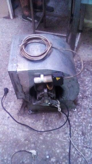 Extractor aire centrifugo